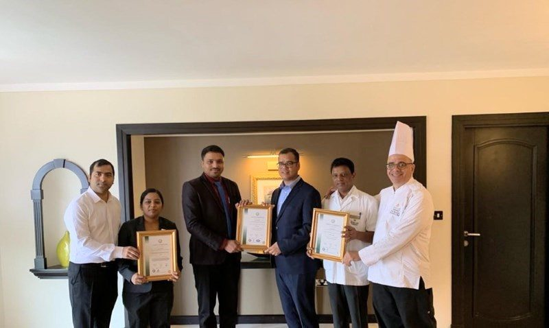 Danat Al Ain Resort certified for HACCP, ISO 14001 and ISO 45001
