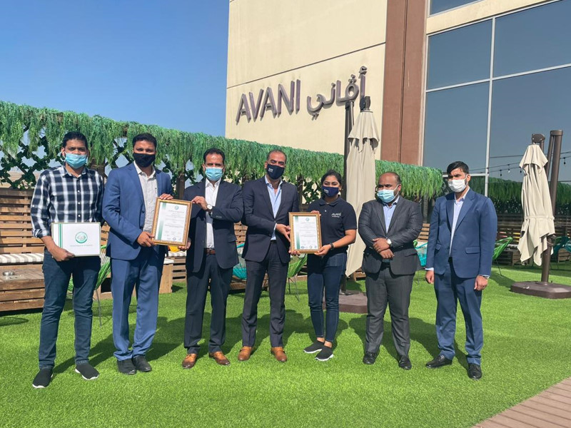 Image - Avani Hotel awarded HACCP certification by URS-ME
