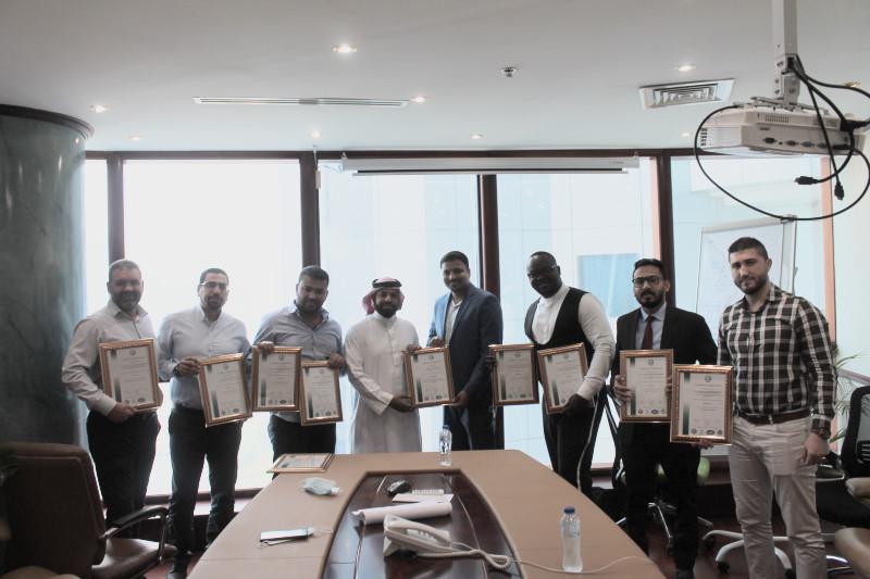 Marjan Holding certification for ISO 9001, ISO 14001 and ISO 45001