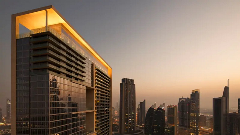 The Waldorf Astoria - DIFC certified for HACCP by URS-ME